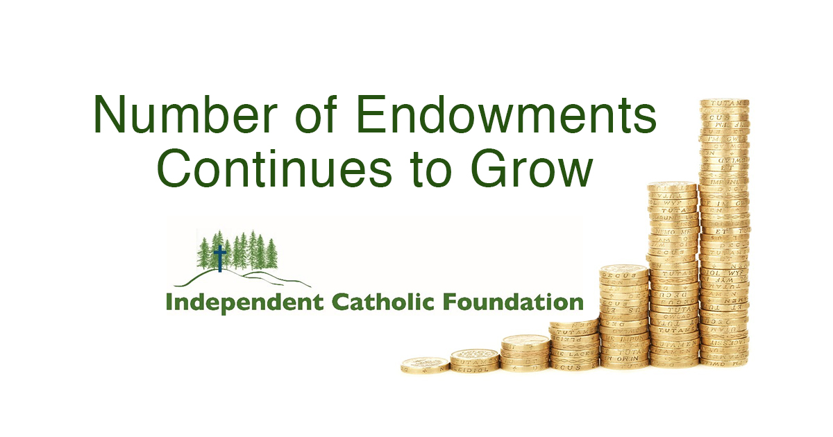 Number of Endowments Continues to Grow
