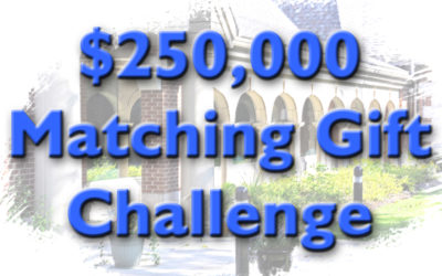 $250,000 Faith Center Endowment Challenge